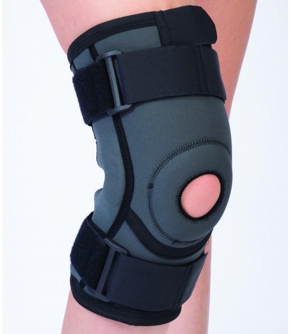OL-2104 Steel Hinged knee support