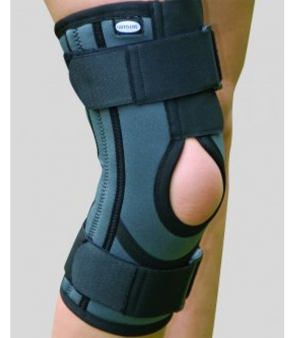 OL-2104A Steel Hinged knee support