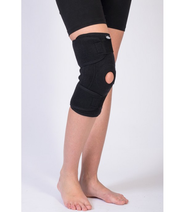 OL-7004 Unv. Patella and hinged Knee Support (No size)