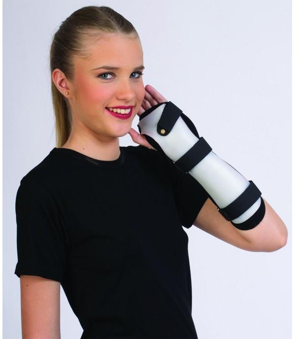 OL-33 Thermoplastic wrist splint