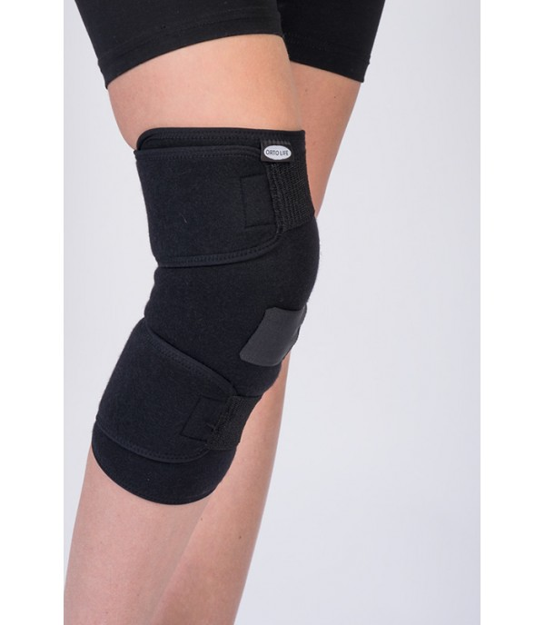 OL-5001UNV Unv. Straight knee support