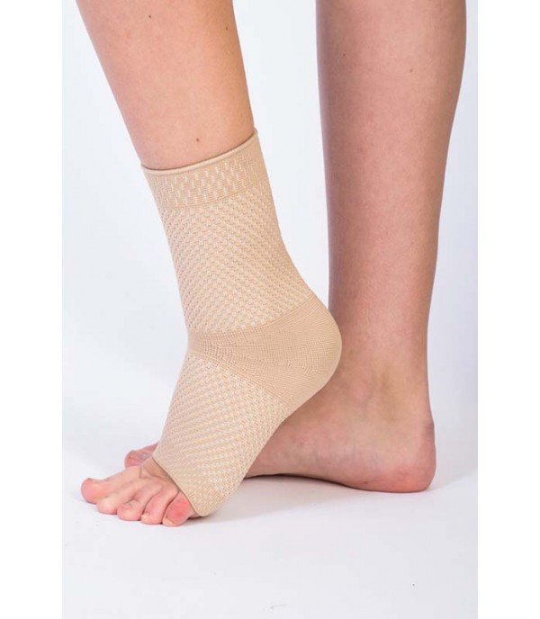 OL-6005 Knitted Malleolar Supported ankle support