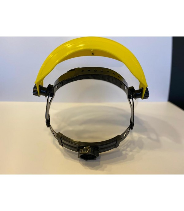 Safety Helmet with Face Shield