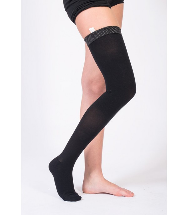 OL-109S Over Knee Compression Stocking Ccl2 Closed Toe