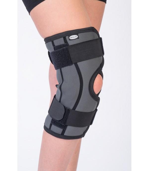 OL-2104AK Steel Hinged knee support